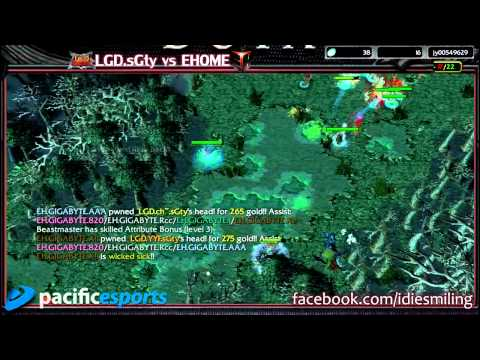 [ACG] LGD.sGty vs EHOME