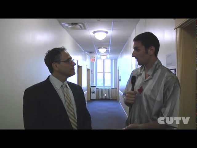 CUTVnews - Interview with Jerry White - Part I