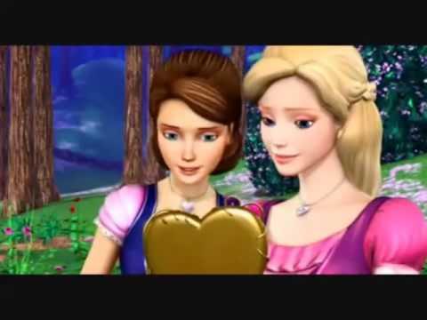 (Barbie) Connected- Video W/Lyrics Barbie & The Diamond Castle