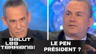 La battle des idées : Marine le Pen présidente ?