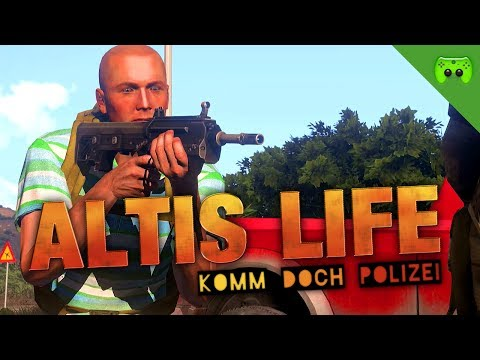 ALTIS LIFE # 27 - Komm doch Polizei «» Let's Play Arma 3 Altis Life | HD