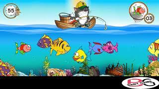 #baby game Fishing Baby Fishing Game For Children | Fishing Videos for Children Making | BABY GAME