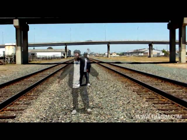 "Tha GIM: ""HANDZ UP"" (Official Video) w/ ""Keep Pushin"""