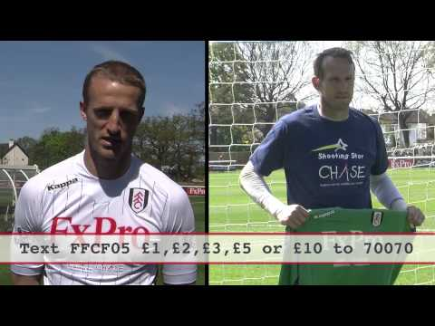 Brede Hangeland's Shooting Star CHASE Announcment