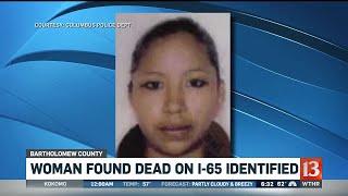 Columbus Woman Identified