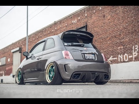 Best Sound Exhaust Compilation 500 abarth