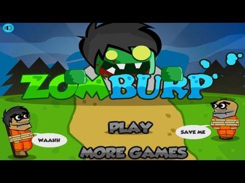 zomburp walkthrough full all levels 124 all stars