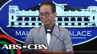 ABS-CBN News: Duterte's 2019 ouster Reds' priority? Joma 'an illusionist,' says Palace