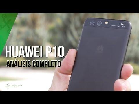 Huawei P10, análisis / review COMPLETO en español