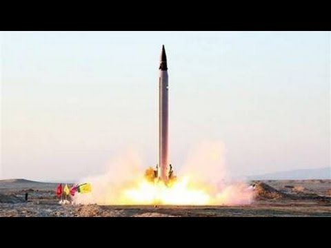 RAW IRAN nuclear capable Ballistic missile  Launch USA confirmed Breaking News October 2015