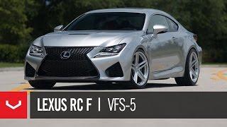 Lexus RC F | Vossen VFS-5
