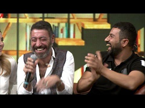 Beyaz Show - Beyaz Show- Sabit'in Türkçe ile komik imtihanı!
