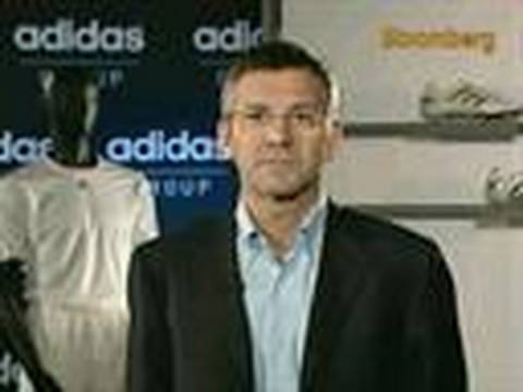 Hainer `Cautiously Optimistic' on Adidas's Sales Outlook: Video
