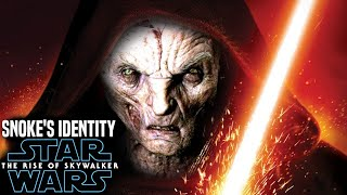 The Rise Of Skywalker Snoke's New Identity Revealed! (Star Wars Episode 9)