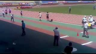 Triple jump university competition