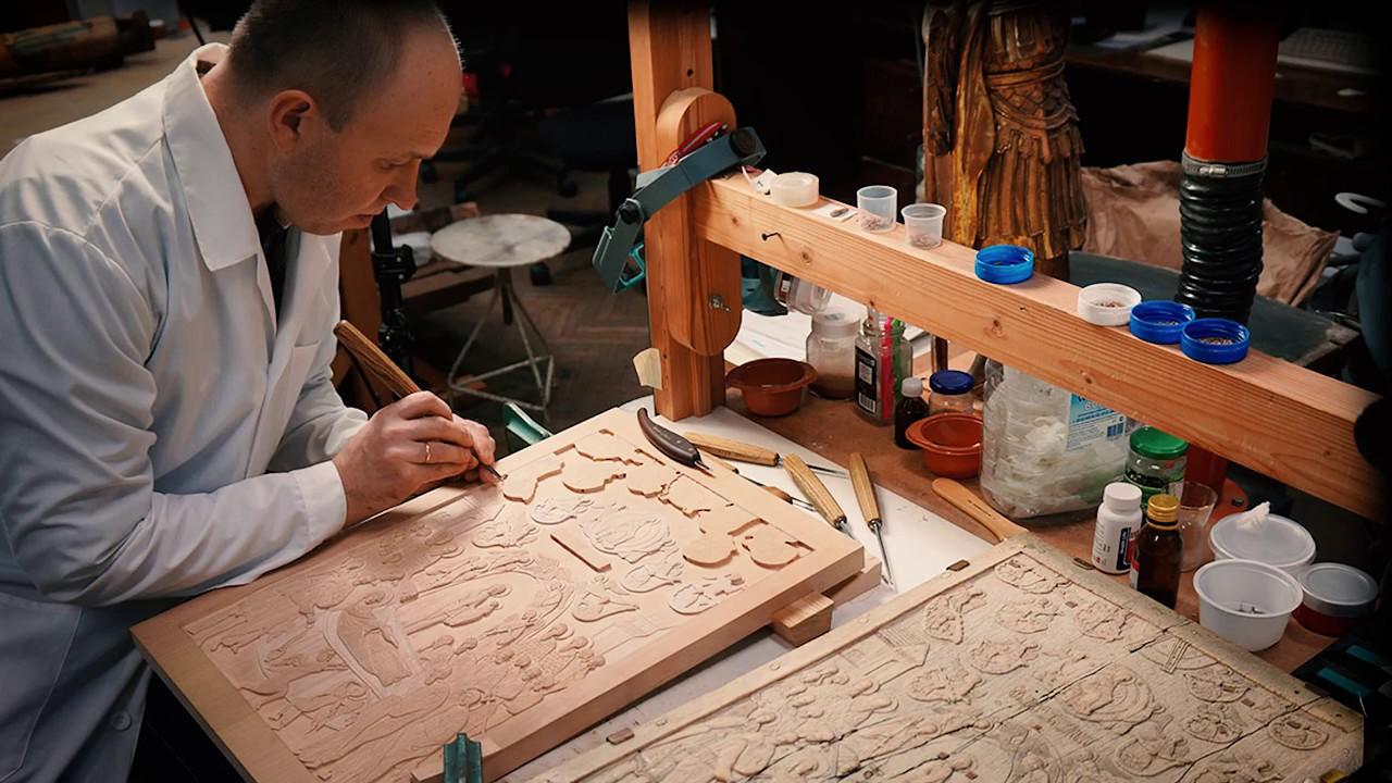 Реставрация картин своими руками Реставрация мягкой мебели своими руками Строительный
