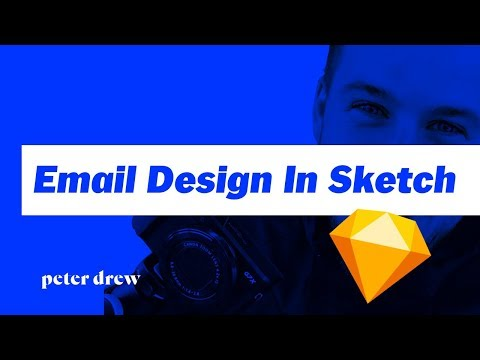 Email Design In Sketch - Simple Email Newsletter For Mailchimp