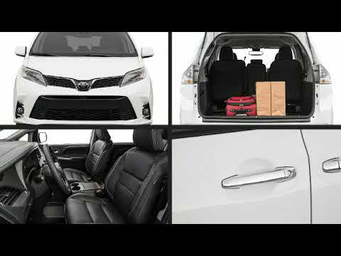 2019 Toyota Sienna Video