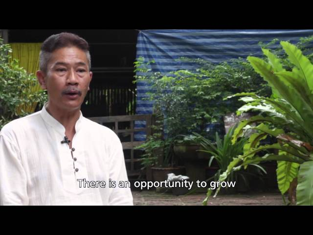 Voices from Slums -Thailand