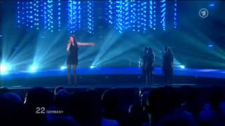 Клип Lena Meyer-Landrut - Satellite (live)