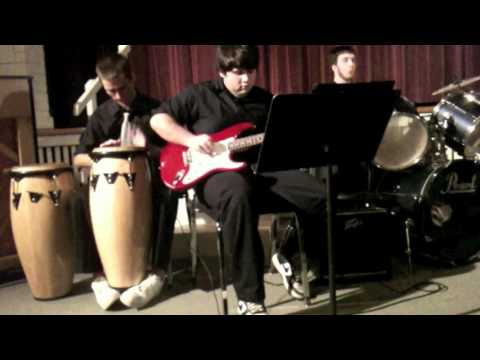 Norwegian Wood by Hopedale High Jazz Band