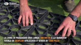 Geoflor scelto per il passaggio della Mille Miglia al Parco Giardino Sigurtà (it)