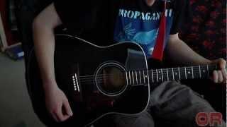 Save Tonight Self Esteem Mash Up Acoustic