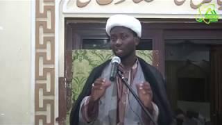 Sheikh Husein Zubeir | VITA VYA UHUDI.