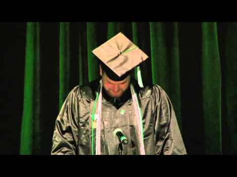 Mill Springs Academy Graduation 2014