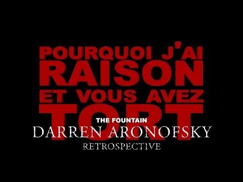 Pourquoi j'ai Raison et vous avez Tort - Darren Aronofsky Retrospective : Partie 2