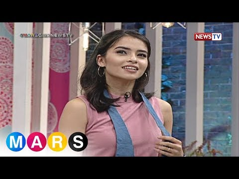 Mars Sharing Group: Kelley Day, kinilig nang banggitin ang kanyang crush!