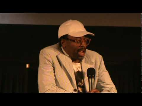 Spike Lee Talks About BP Oil Spill & New HBO Film  @ the NABJ Convention, San Diego, CA - 07/31/10