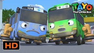 Tayo English Episodes l Who is the better bus? l Tayo the Little Bus