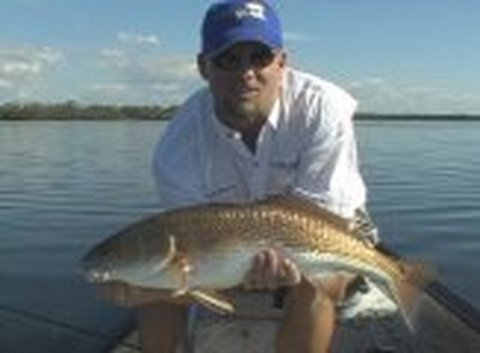 Redfish Fishing