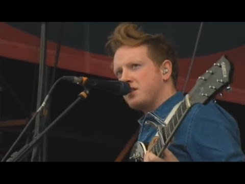 Two Door Cinema Club - I Can Talk - Sziget 2012