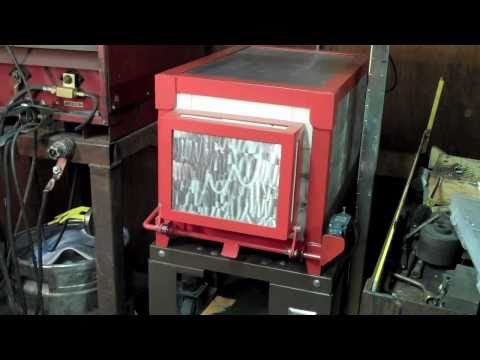 Heat Treating Oven