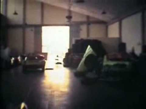 1968 Lamborghini Sant'Agata Factory [historiasdelmotor.com] Video