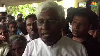 தமிழ் அரசியல் கைதிகளின் கோரிக்கையை ஏற்றது கூட்டமைப்பு! – போராட்டம் கைவிடப்பட்டது