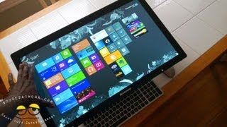 Lenovo IdeaCentre A720 with Windows 8- The right fit