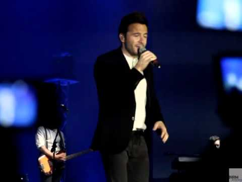 Shane Filan - Beautiful In White Snippet (you And Me Tour Manila) video
