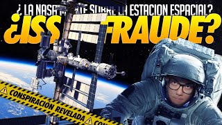 Flat-Earthers vs NASA believers ¿who lies about ISS? Is the ISS  Fake?