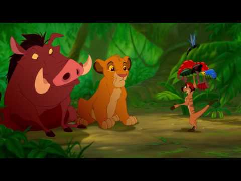 The Lion King Biblical Message (Don't Worry)