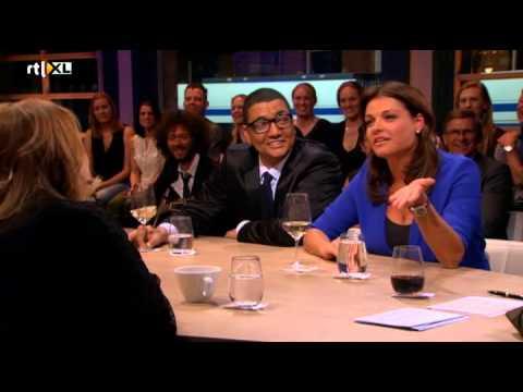 Anouk: ik krijg een piemel of een doodbedreiging - RTL LATE NIGHT