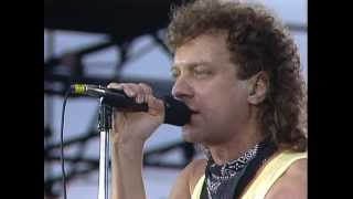 Foreigner I Want To Know What Love Is Live At Farm Aid 1985