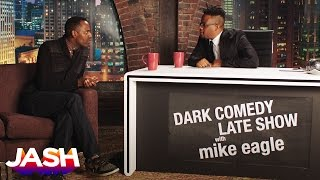 """Open Mike Eagle - """"Dark Comedy Late Show"""" (music video)"""