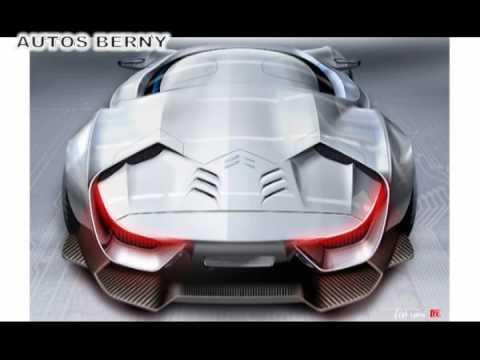 Concept Cars: AUTOS DEL FUTURO 3 Video