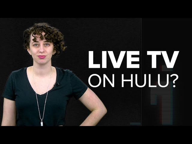 Live TV on Hulu may be coming your way soon