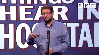 Unikely things to hear in hospital - Mock the Week: Series 15 Episode 1 - BBC Two