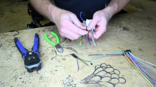 How to do th brake  bypass on your AVH 4200NEX with the MicroBypass