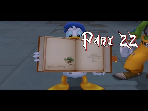 Let's Play Kingdom Hearts Ii Final Mix Part 22: Ghost Everything Nowdays video